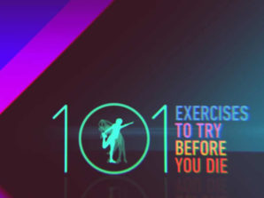 101 Exercises To Try Before You Die logo
