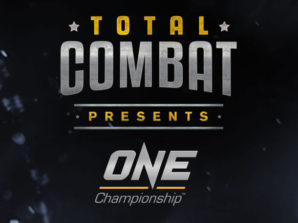 Total Combat Presents ONE Championship logo