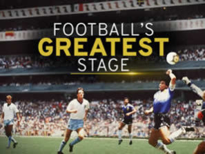 Football's Greatest Stage logo