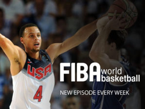 FIBA World Basketball logo