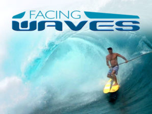 Facing Waves logo