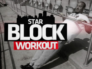 Star Block Workout logo