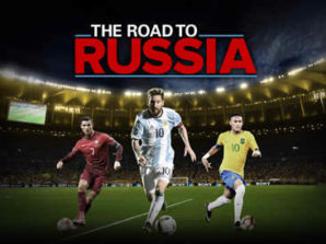 The Road to Russia logo