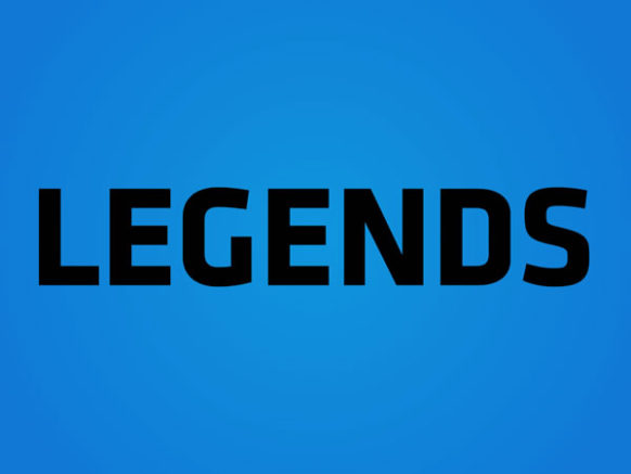 Legends Episode 001 logo