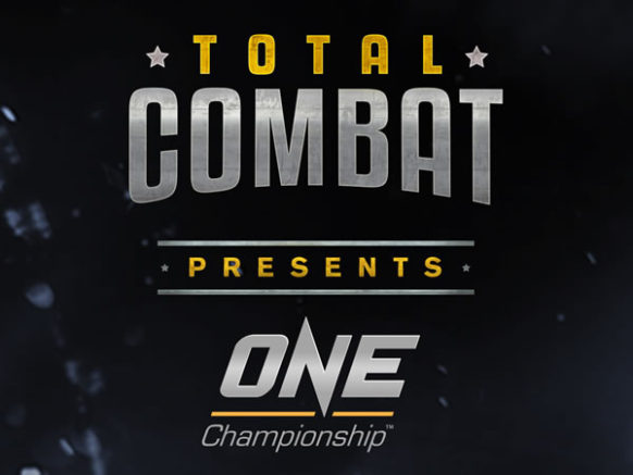 Total Combat Presents ONE Championship Episode 015 logo