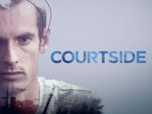 Courtside Episode 013 logo