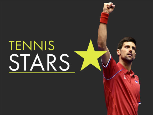 Tennis Stars Episode 026 logo
