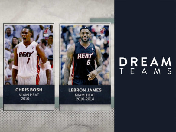 DREAM TEAMS Episode 016 logo