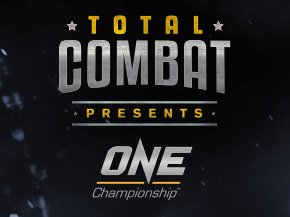 Total Combat Presents ONE Championship Episode 026 logo