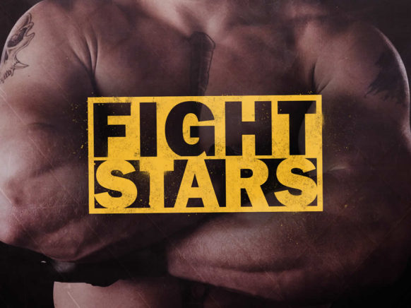 Fight Stars Episode 013 logo
