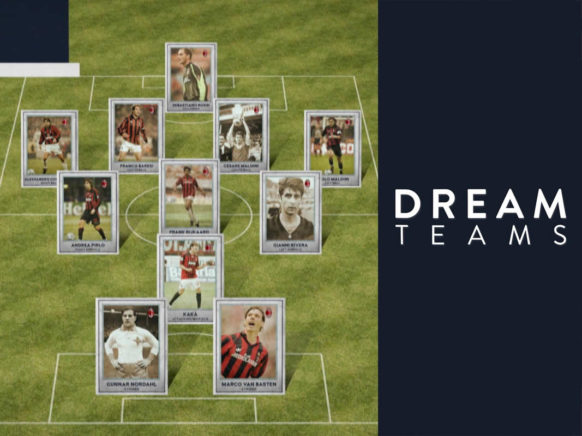 DREAM TEAMS Episode 018 logo