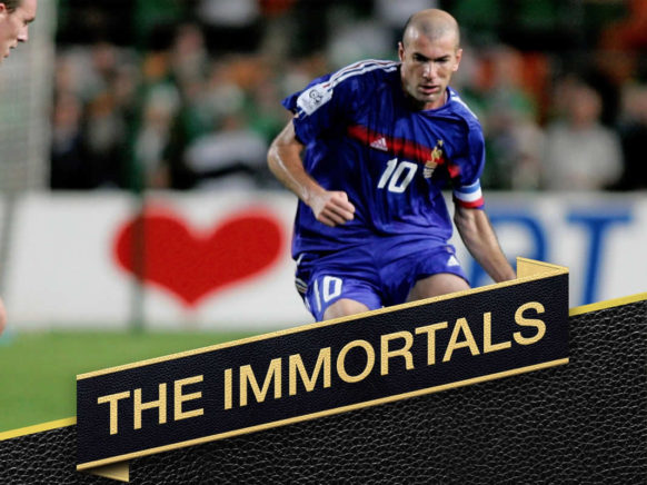 The Immortals Episode 001 logo