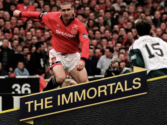 The Immortals Episode 003 logo