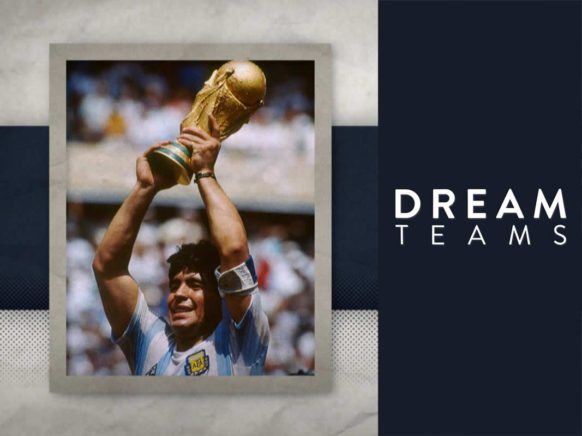 Dream Teams Episode 004 logo