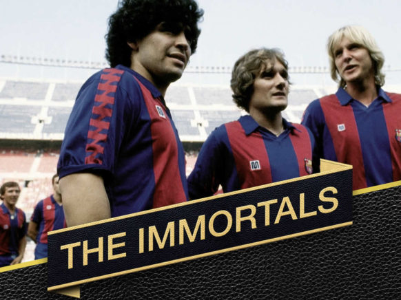 The Immortals Episode 006 logo