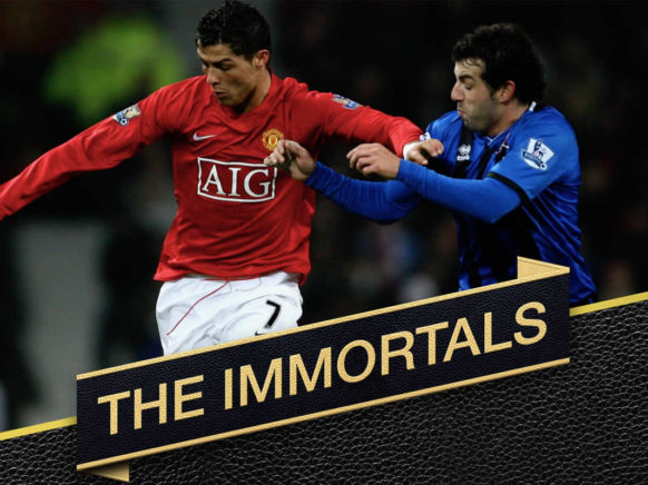 The Immortals Episode 008 logo