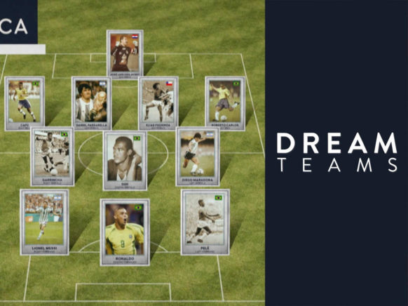 Dream Teams Episode 011 logo