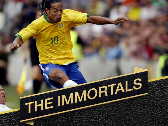 The Immortals Episode 012 logo