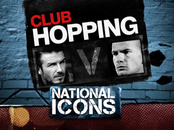 National Icons Episode 002 logo