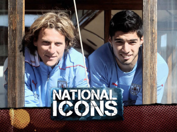 National Icons Episode 003 logo