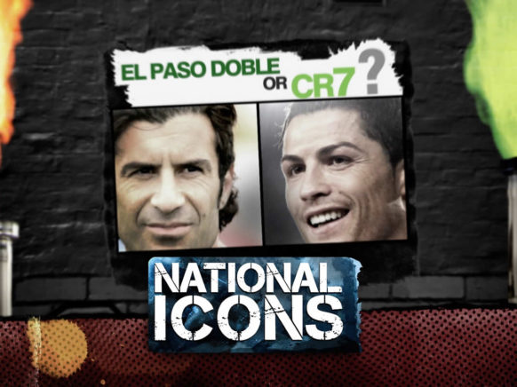 National Icons Episode 004 logo