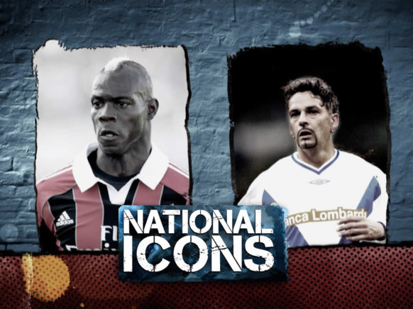 National Icons Episode 005 logo