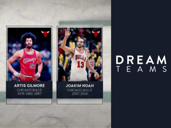 DREAM TEAMS Episode 014 logo