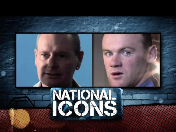 National Icons Episode 006 logo