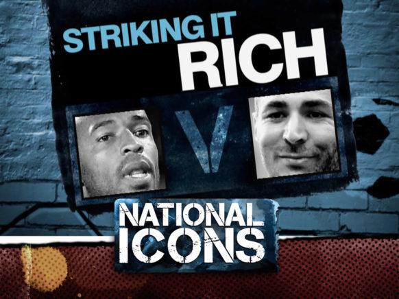 National Icons Episode 007 logo