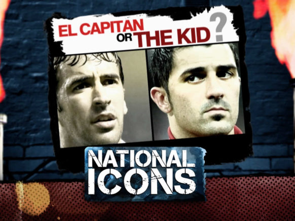National Icons Episode 009 logo