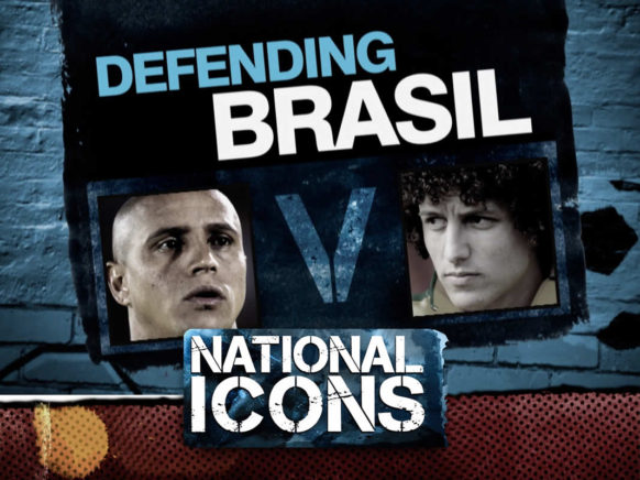 National Icons Episode 010 logo