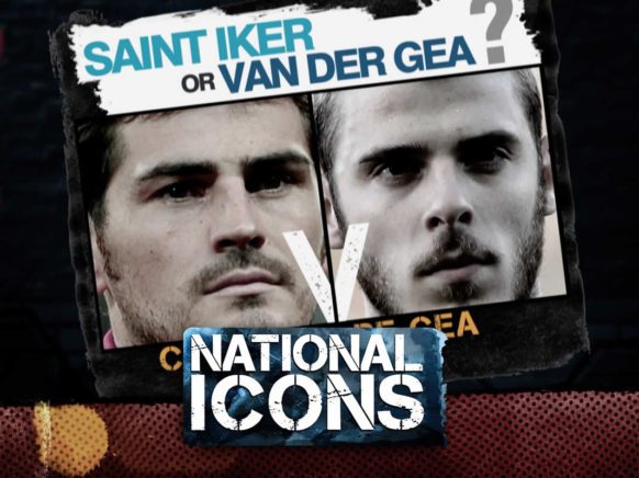 National Icons Episode 011 logo