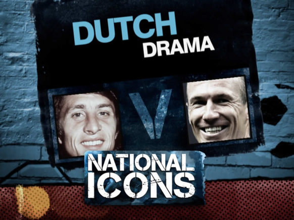 National Icons Episode 012 logo
