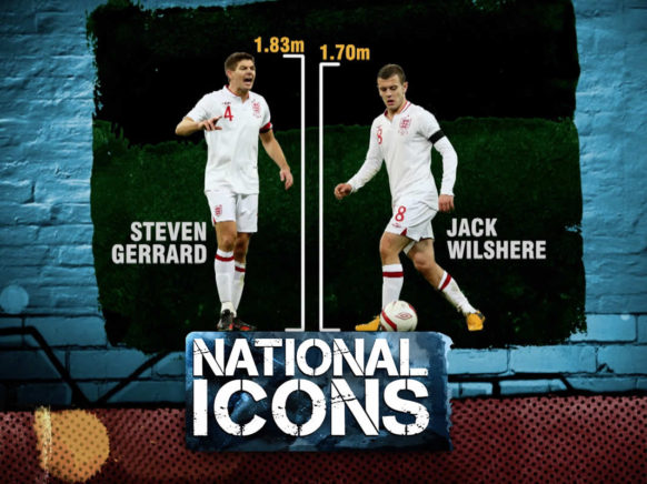 National Icons Episode 013 logo