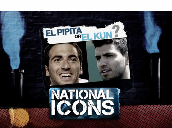 National Icons Episode 014 logo
