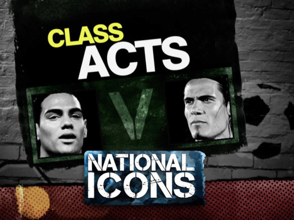 National Icons Episode 015 logo