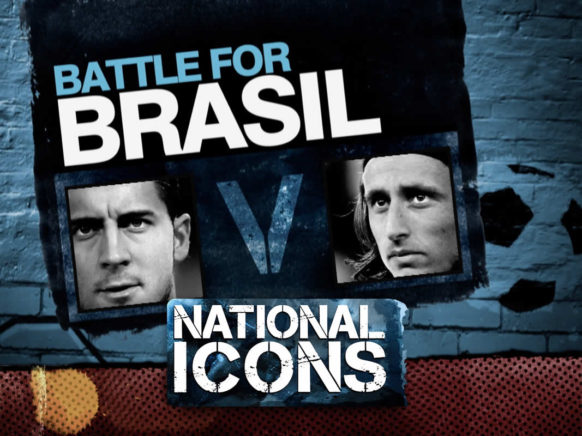National Icons Episode 017 logo