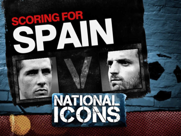 National Icons Episode 020 logo