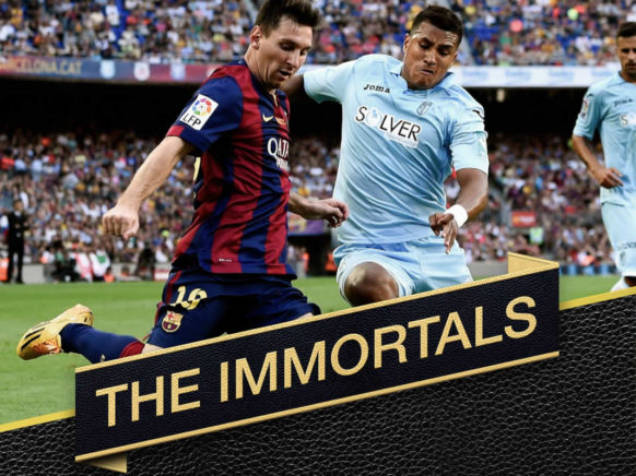 The Immortals Episode 005 logo