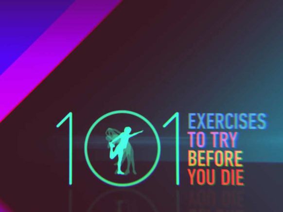 101 Exercises To Try Before You Die Episode 010 logo