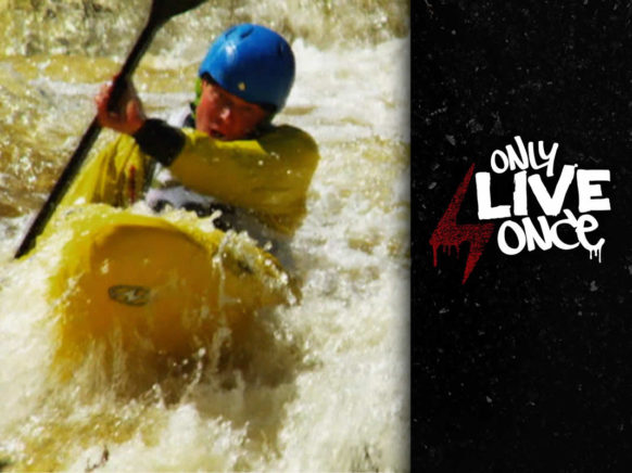 Only Live Once Episode 006 logo