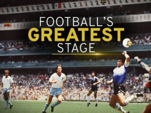 Football's Greatest Stage Episode 001 logo