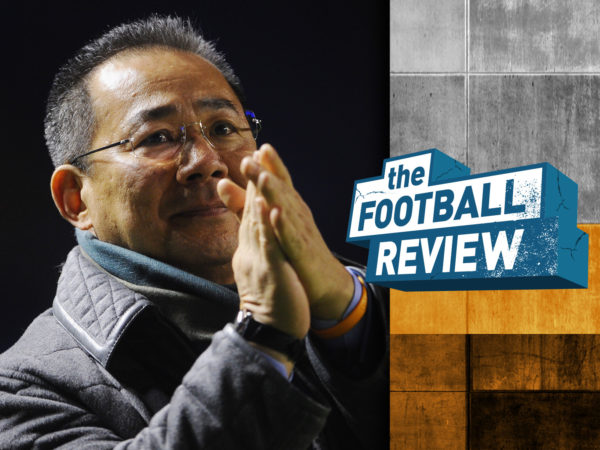 The Football Review Episode 637 logo