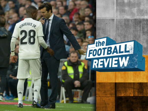 The Football Review Episode 639 logo
