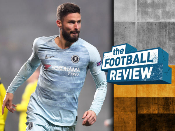 The Football Review Episode 640 logo