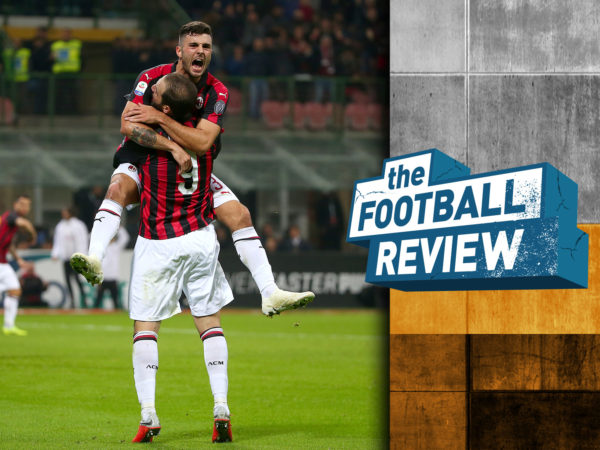 The Football Review Episode 641 logo