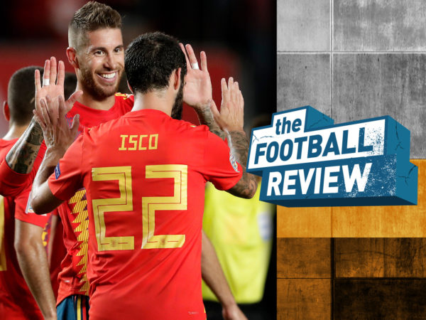 The Football Review Episode 642 logo