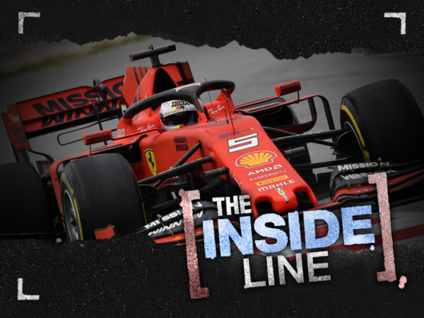 The Inside Line Episode 276 logo