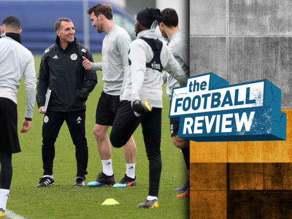 The Football Review Episode 672 logo