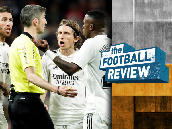 The Football Review Episode 673 logo